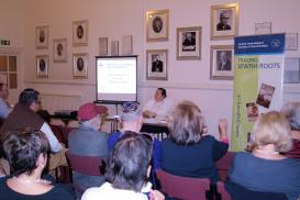 Talk given at New West End Synagogue